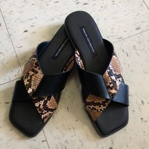 New French Connection sandals